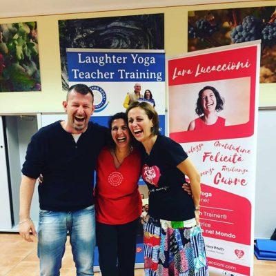 Yoga della Risata Leader Training – Storie di cambiamento – Stefania Lama