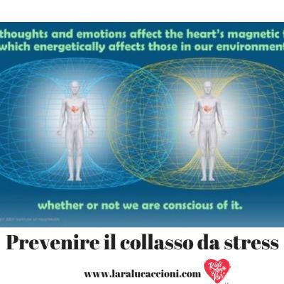 Prevenire il collasso da stress